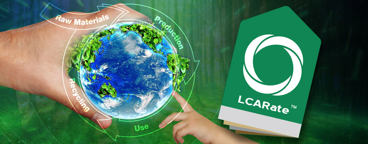 Global GreenTag LCA Rate